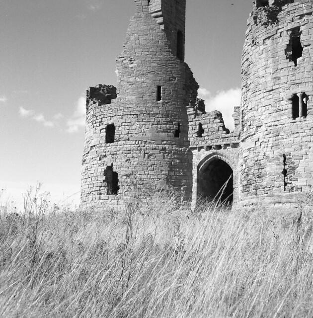 Dunstanburgh Castle, Northumberland 20th September 2021