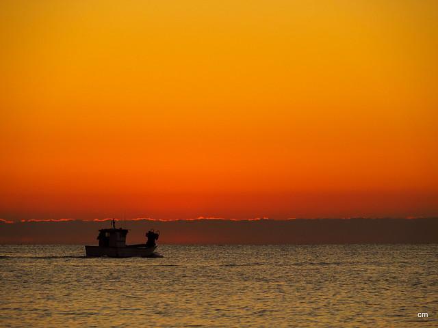 la faena - sunrise