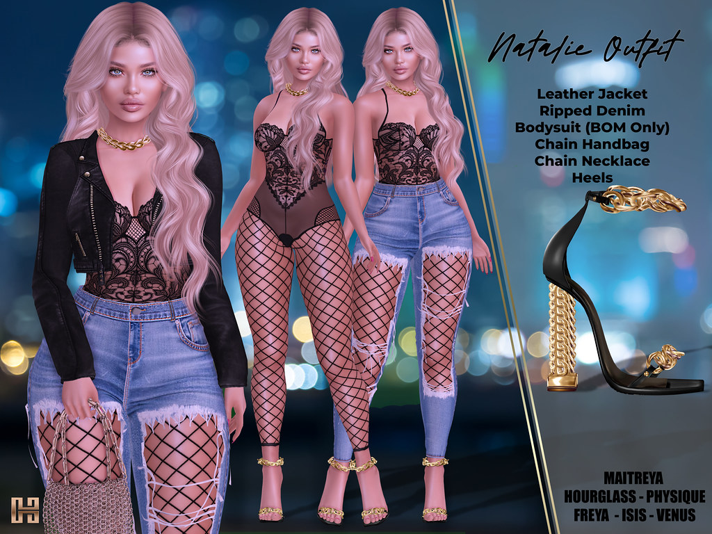 Hilly Haalan – Natalie Outfit