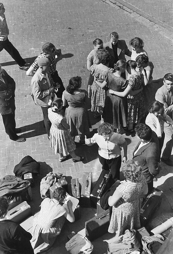 1959. Вильнюс Университет. Студенческое лето