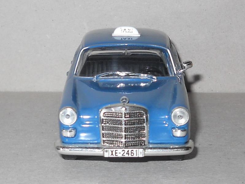 Mercedes Benz 200D – 1965