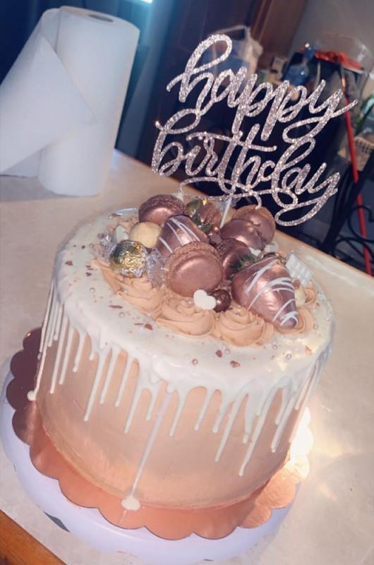 Cake by Sprinkled Sweet Treats