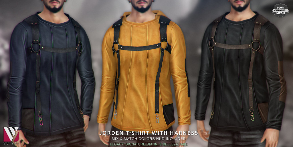 Volver – Jorden with Harness
