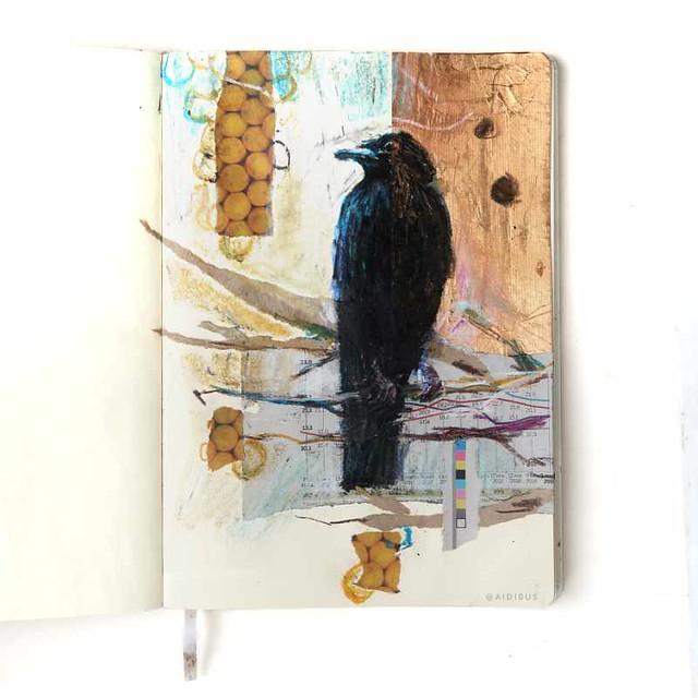 El cuervo y las uvas