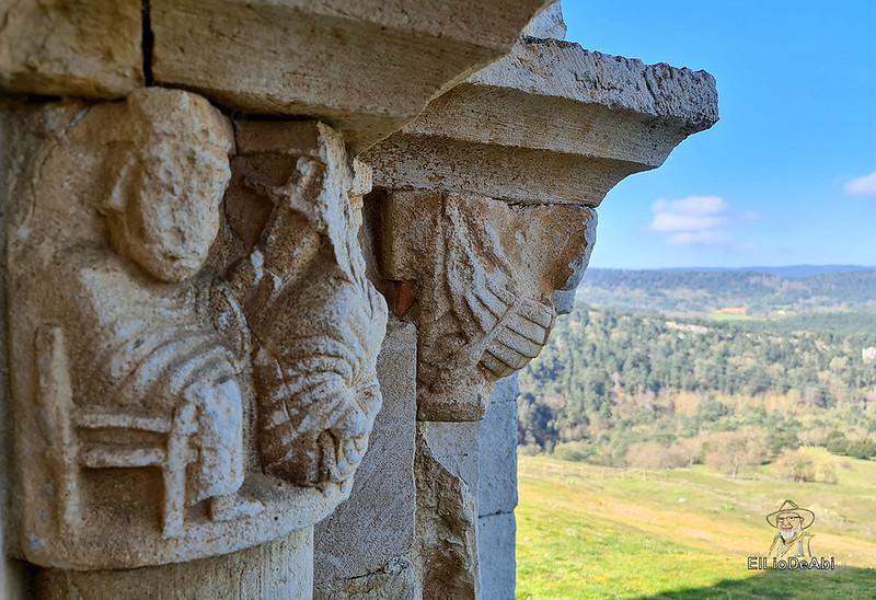 Buscando el Santo Grial en la Ermita de San Pantaleón (10)
