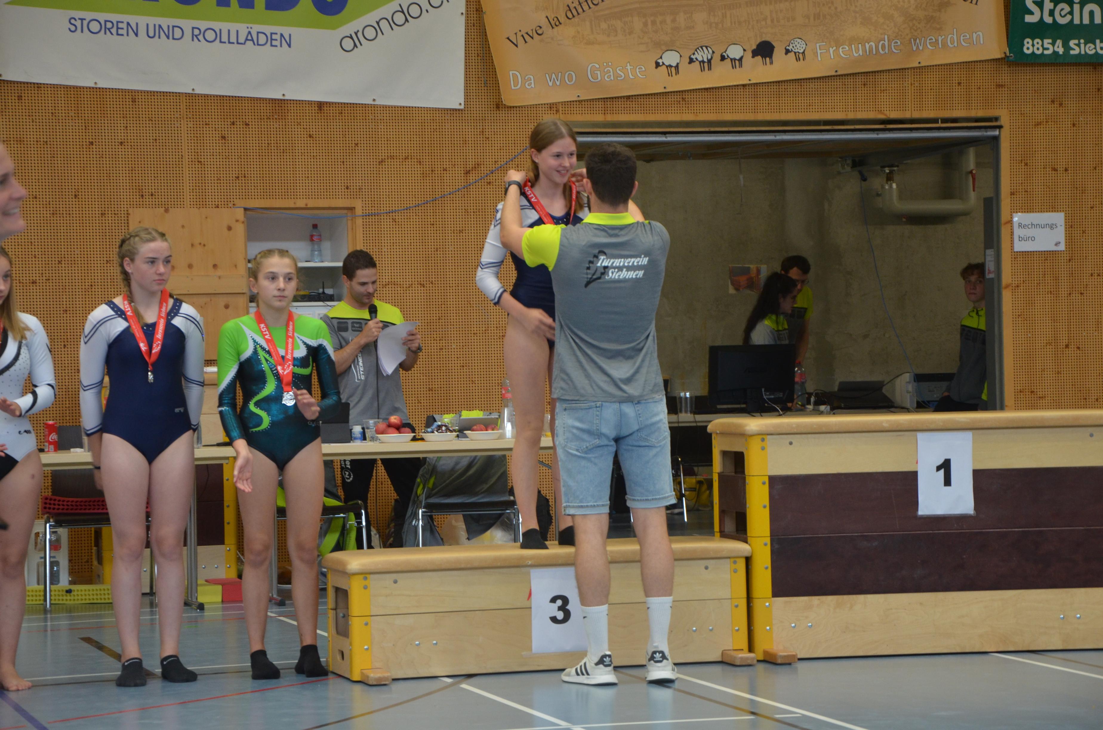 27. Schwyzer Gerätecup Galgenen (Sonntag)