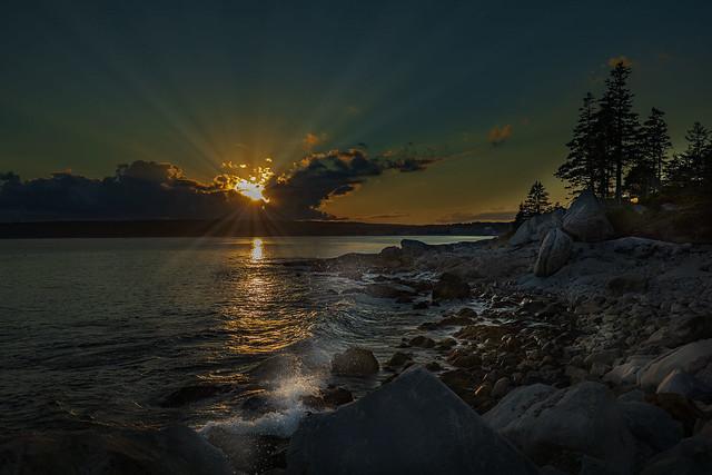 Peaceful Evening (Explore)