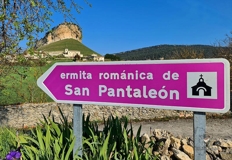 Buscando el Santo Grial en la Ermita de San Pantaleón (2)