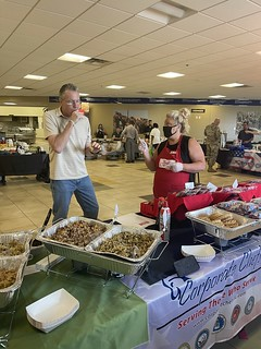 Bake Crafters Military Sales representive with FPM at Fort Hood