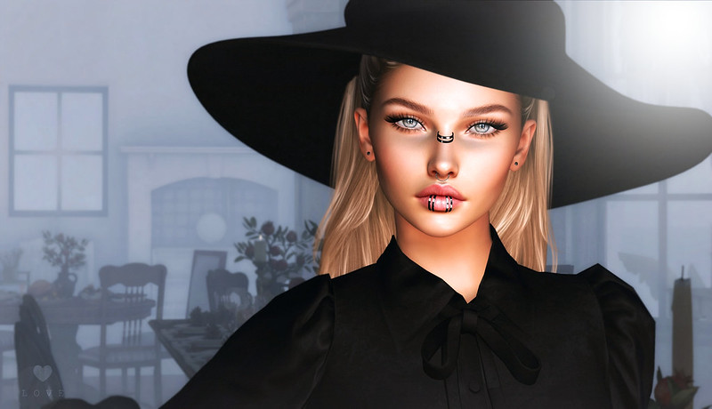 Just a little case of resting witch face