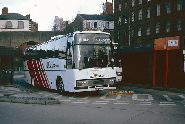 KMP, Llanberis 6697 RU ex C109 AFX