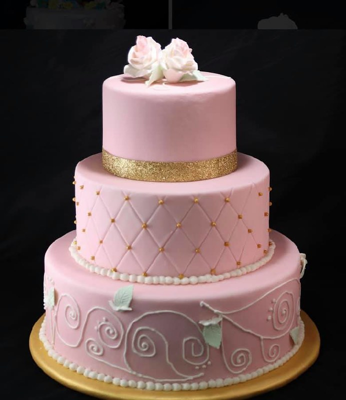 Cake by Taste of Sunshine