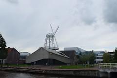 Leeuwarden - molen De Eendragt