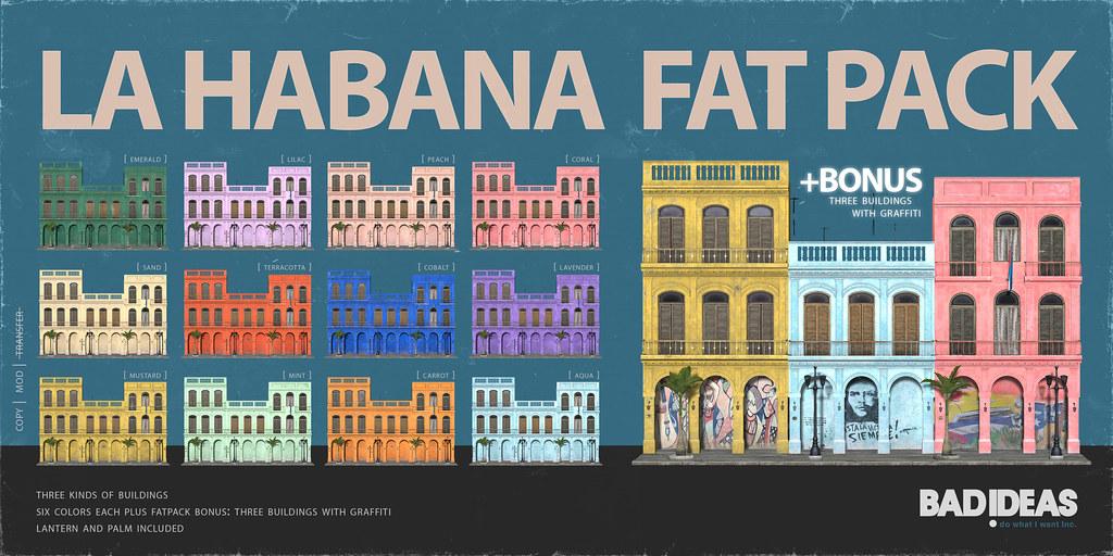 La Habana by Bad Ideas