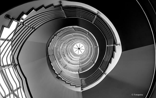 Hamburg Stair