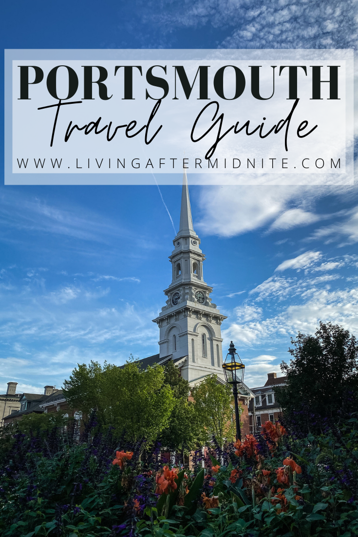Portsmouth New Hampshire Travel Guide