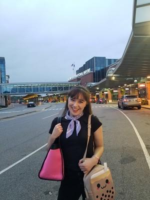 Kristina Lachaga - USA Girl Scouts Overseas' Girl Scout World Tour!