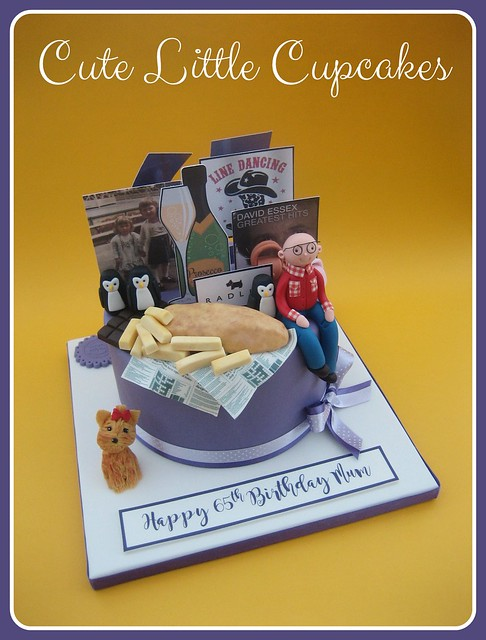 'Favourite Things' Cake