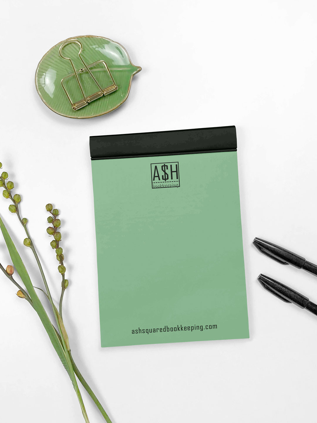 Ash Squared Notebook