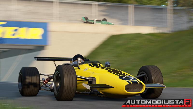 Automobilista 2 Monza DLC