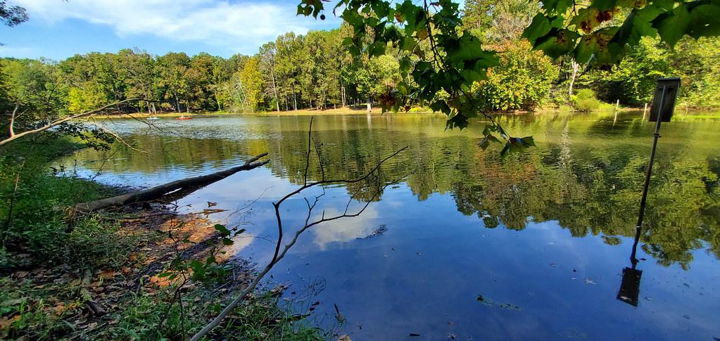 Latta Nature Preserve in Huntersville, NC