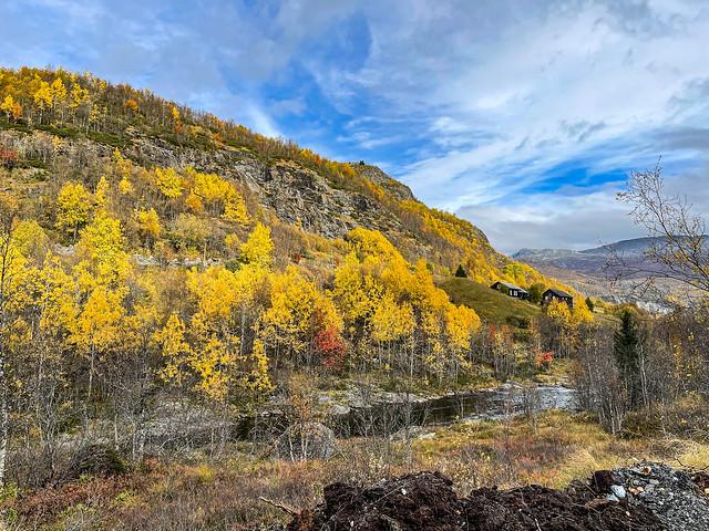 Autumn in Hemsedal