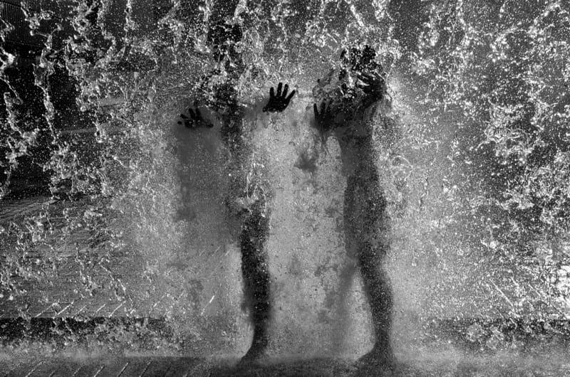 Fotografia em Palavras: Água em movimento