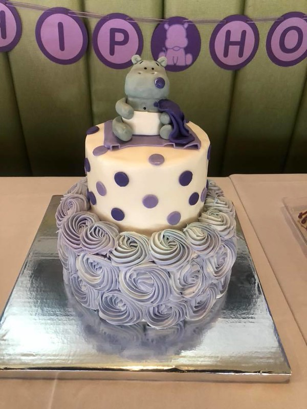 Cake by Lisa's Cake Stand