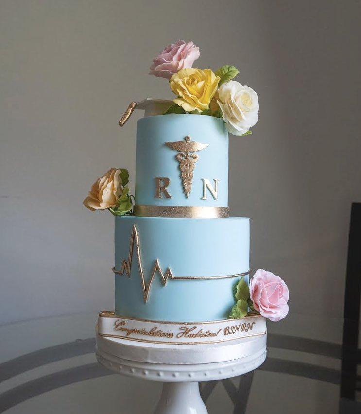 Cake by Victoria Benjamin Cakes