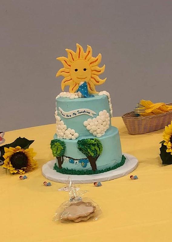 Cake by Cheryl Robin Cakes