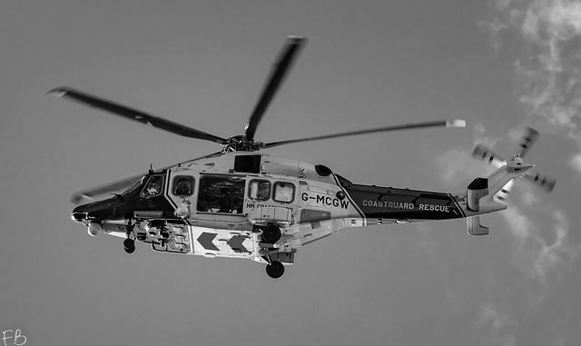 HM Coastguard G-MCGW