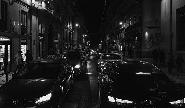 Scheinwerfer und Rücklicht