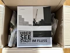 My photobook: 'Überseestadt im Fluss' - aviable now in your local bookstore (or online)