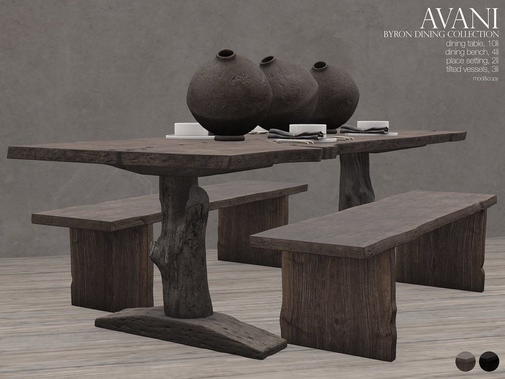 Avani Byron Dining Collection