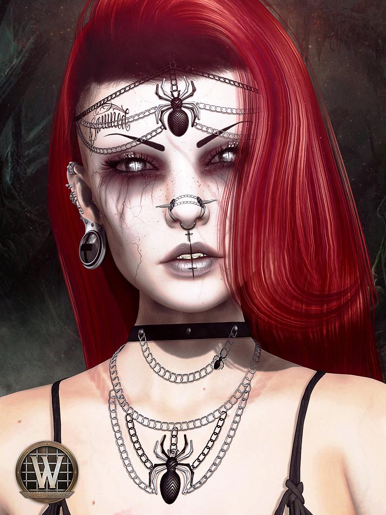 Wicca's Originals @ Kinky // September 2021 // Araneus Saga Chaper 1