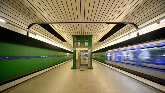 Munich - Forstenrieder Allee