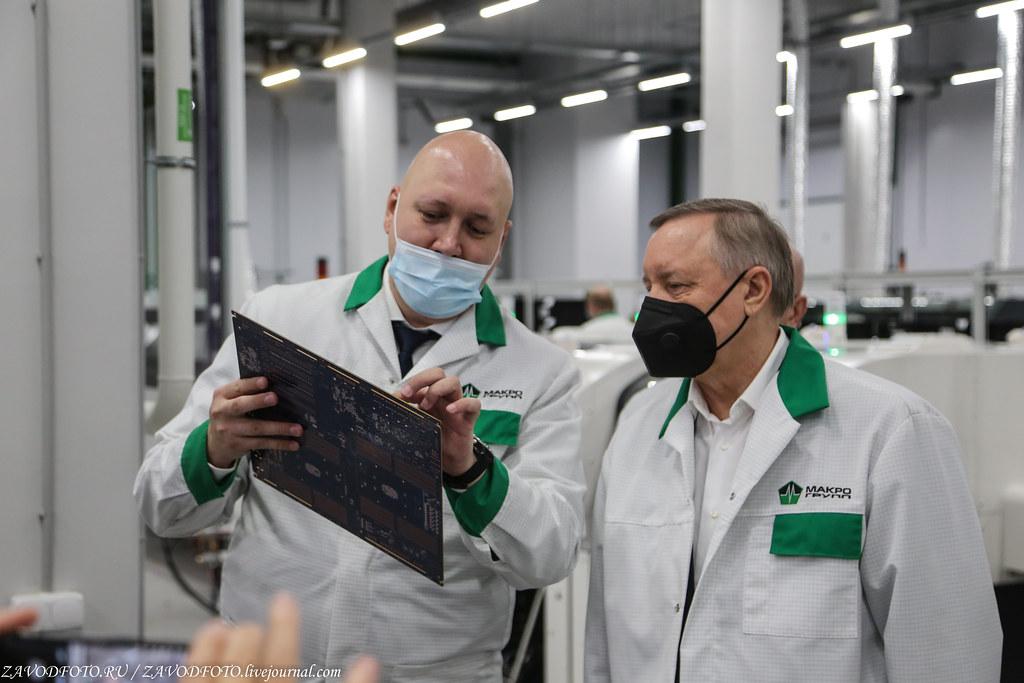 Какой он новый завод «Макро ЕМС» по производству электронных модулей IMG_0919