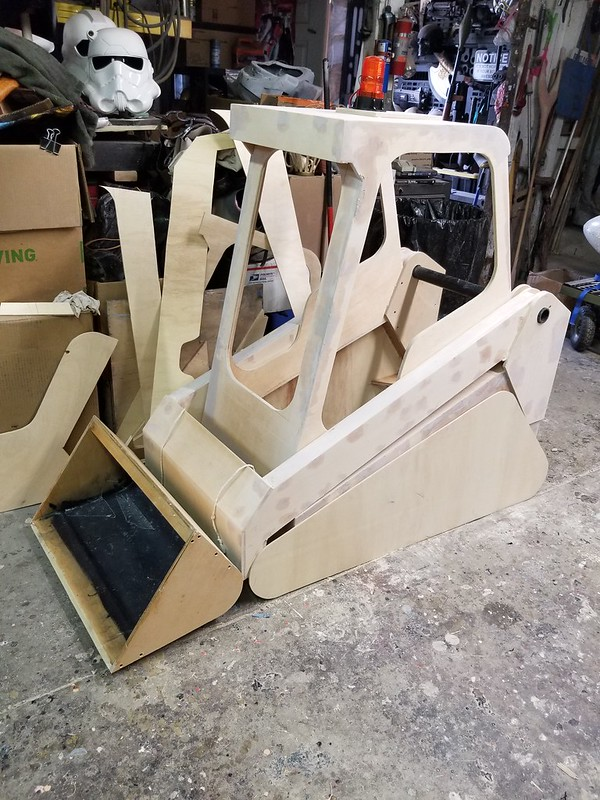 Initial Shapes Prior to Primer