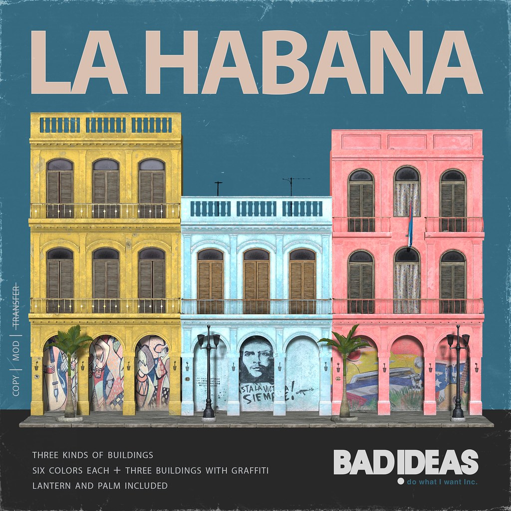 ' BAD IDEAS ' La Habana FatPack Bonus