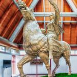 Augustincica Sculpture
