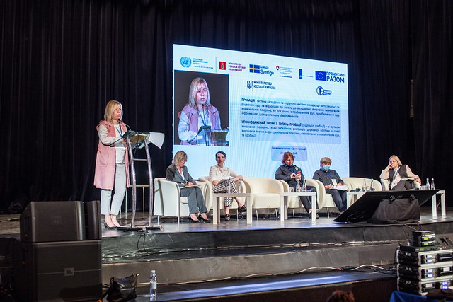 September 2021: Forum on violence prevention in Kyiv | Day II