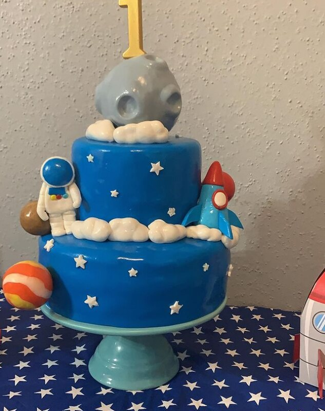 Cake by Patricia Vargas