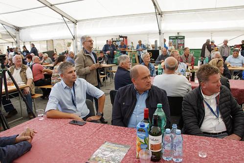 25. Jesenski kmetijsko obrtni sejem Komenda 2021 - Odprtje
