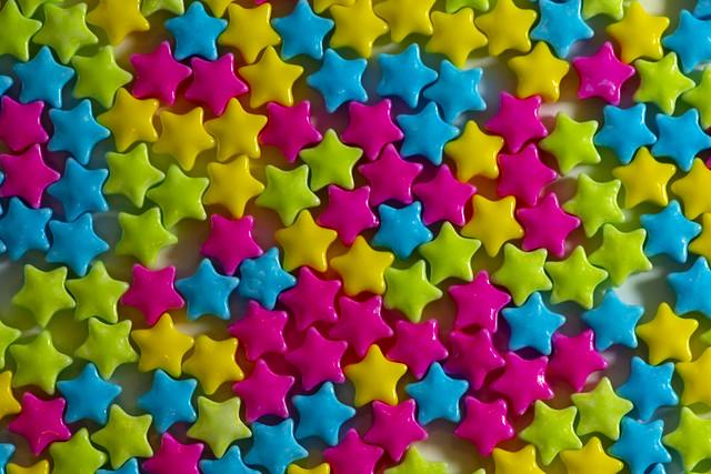 Stars from a Jar
