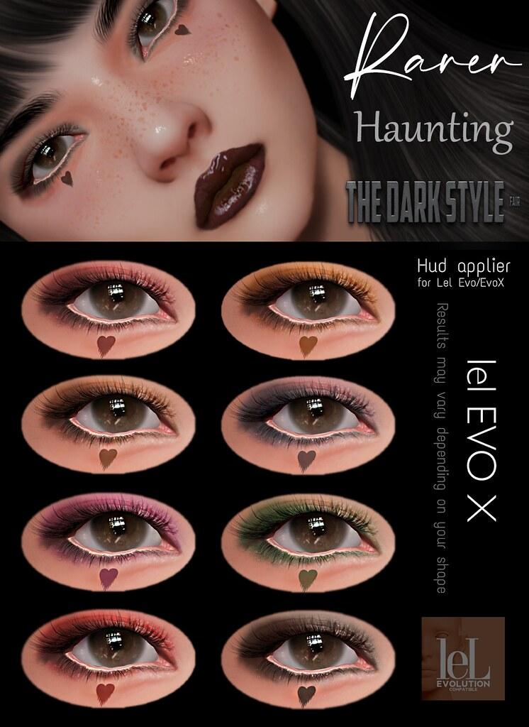 Haunting Eyeshadow @ The Dark Style Fair