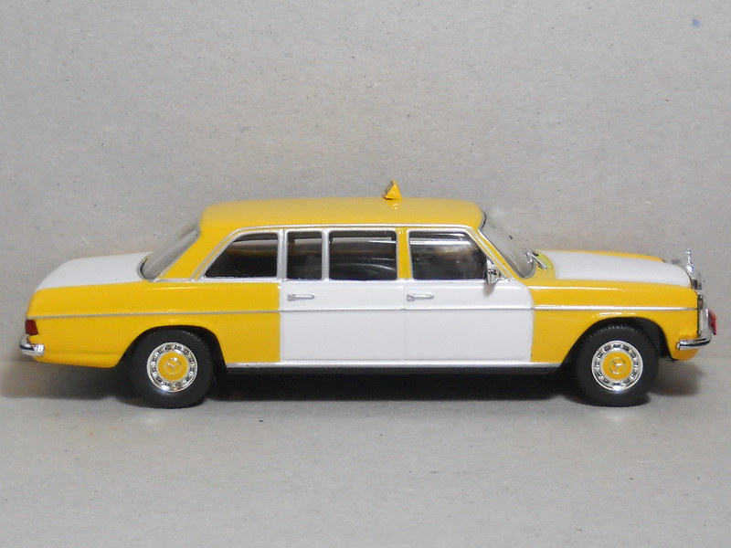 Mercedes Benz 240D (W114) – 1970