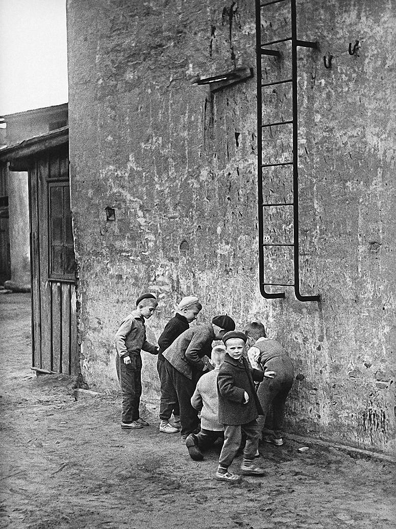 1959. Вильнюс. Играть в азартные игры