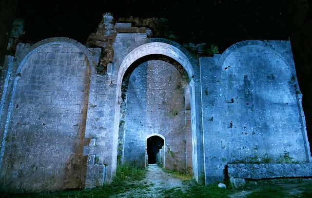 Trois Arches - Prieuré d'Aleyrac