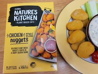 Nature's Kitchen Chicken Nuggets