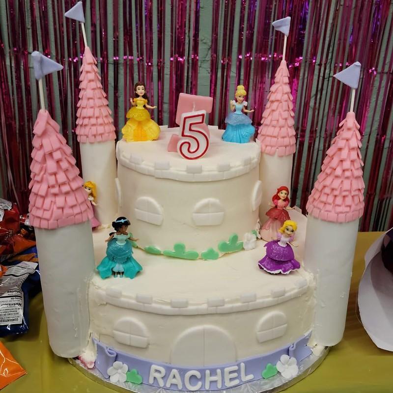 Cake by Woodland Bakery